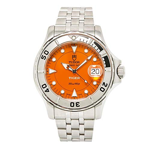 Tudor Tiger Automatic-self-Wind Male Watch 89190 (Certified Pre-Owned)
