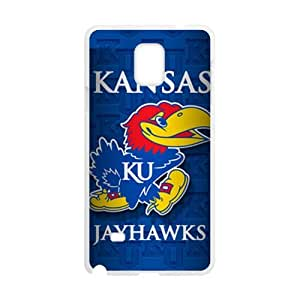 Kansas Jayhawks Brand New And Custom Hard Case Cover Protector For Samsung Galaxy Note4