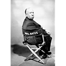 Alfred Hitchcock Poster Director'S Chair 24in x36in