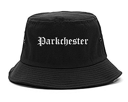 Kings Of NY Parkchester City New York NY Goth Bucket Hat - Parkchester Ny