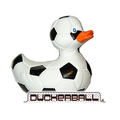 Duckerball Rubba Ducks - Soccer Rubber Duck