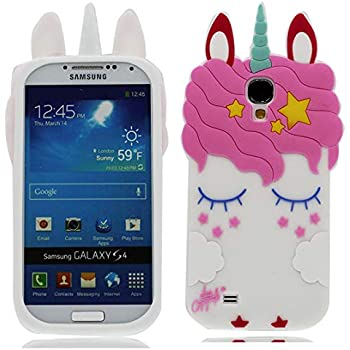 Amazon.com: MZBaoLingMeiDongUS Samsung Galaxy S4 Case, 3D ...
