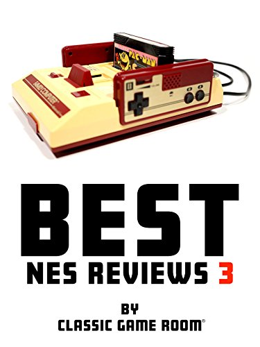 Best NES Reviews 3 by Classic Game Room Mission Collection Computer