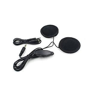 WINOMO Motorcycle Helmet Headphone Headset Bicycle Motorbike Mp3 Speaker 3.5mm with Volume