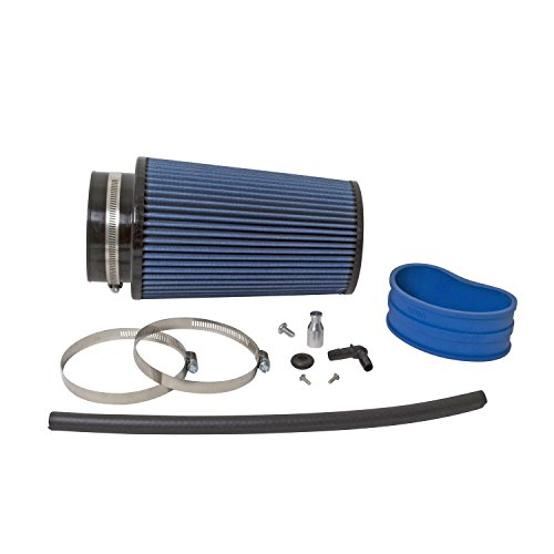 BBK 1771 Cold Air Intake System - Power Plus Series Performance Kit For Gen 5 Camaro V8 - Chrome Finish by BBK Performance