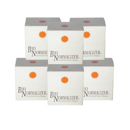 バイオノーマライザー パパイヤ発酵食品 ( 発酵パパイヤ ) お得な6個セット モンドセレクション受賞 B008E4XR4K