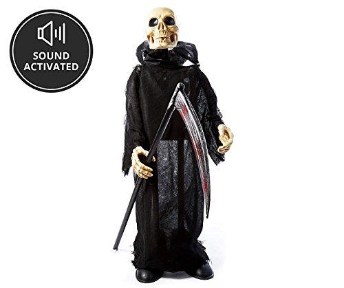Screaming Hooded Grim Reaper (Hooded Reaper)
