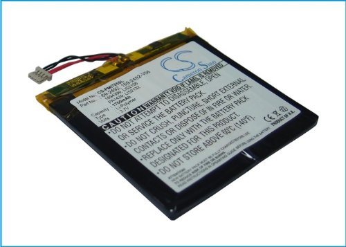 (VINTRONS 1700mAh Replacement Battery For PALM i705, Tungsten C, Tungsten W)