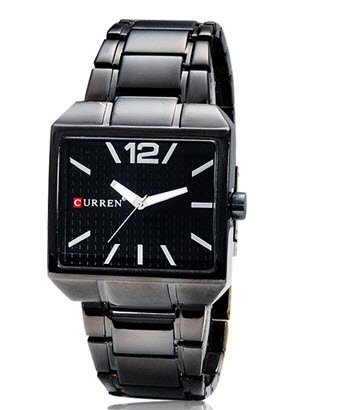 curren-8132-mens-square-dial-analog-display-watch-with-stainless-steel-strap-black