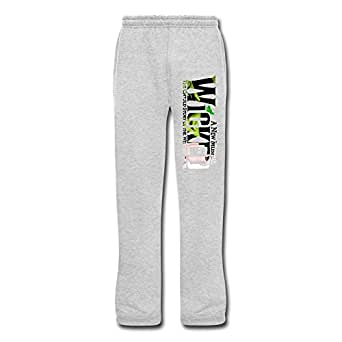 New Lifestyle Men's Wicked The Musical Closed Bottom With Pockets Jersey Sweatpants