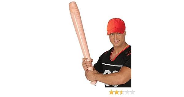 FIESTAS GUIRCA Inflable del Bate de béisbol 80 cm: Amazon.es ...