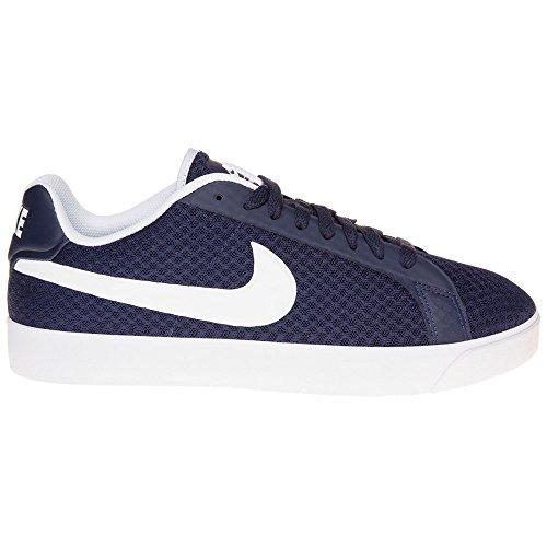 Nike Court Royale Lw Txt Homme Baskets Mode Bleu