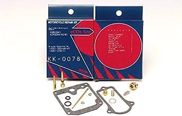 KZ900 20-KZ900ACR CARBURETOR CARB REPAIR KITS 4 REPAIR KITS FOR 76-77 KAWASAKI