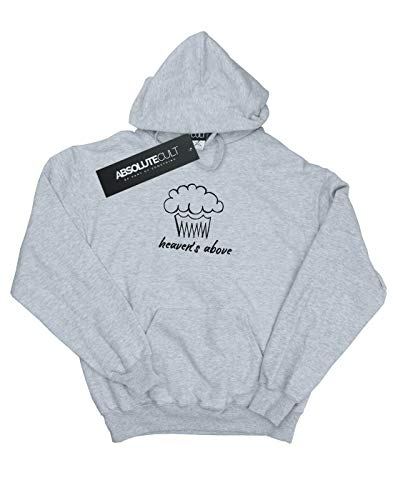 Mujer Drewbacca Capucha Absolute Deporte Heaven's Above Cult Gris xPBqpT6w