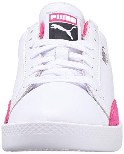 Sports Fuchsia Basic Patent WN's WN's LO White Match Womens Lo Sports Match Puma Basic Puma q4zfOz