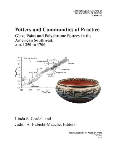 Potters and Communities of Practice: Glaze Paint and Polychrome Pottery in the American Southwest, AD 1250 to 1700 (Anthropological - Paint Southwest