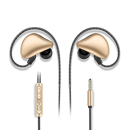 Picun S6 Sports Earbuds In Ear Headphones with Microphone&Vo