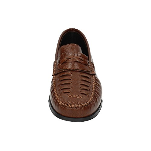MADE IN SPAIN , Mocassins pour homme Marron