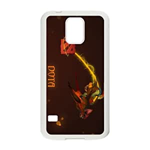 Samsung Galaxy S5 Cell Phone Case White Defense Of The Ancients Dota 2 BATRIDER 001 LWY3573889KSL
