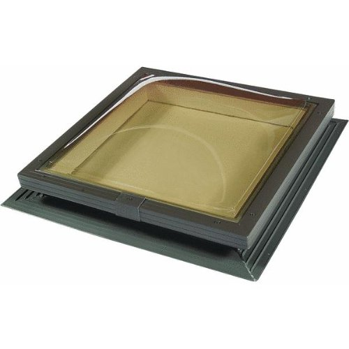 2x2 Bronze 2-dome Skylight by SUN