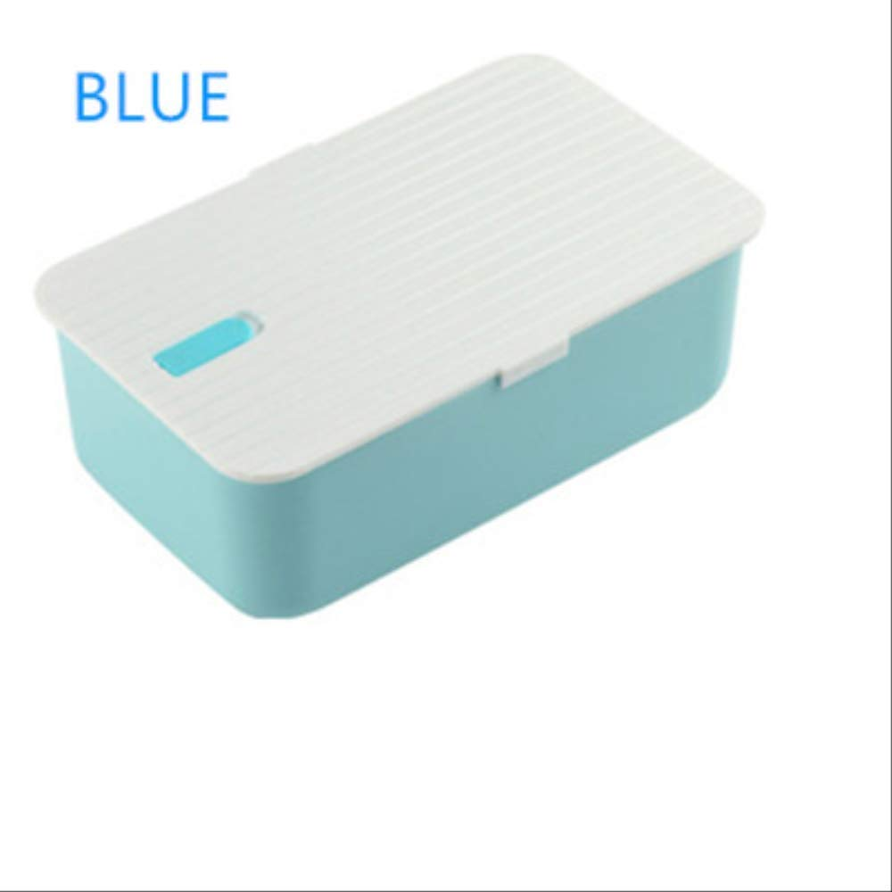 AQBHEDKO Lonchera portátil con Compartimentos Bento Box Microondas ...