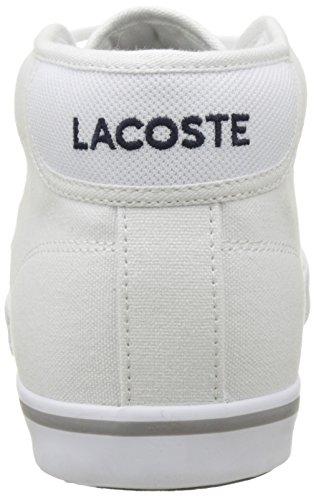Lacoste Ampthill Lcr2 Spm Wht, Bajos para Hombre Blanco (Wht)