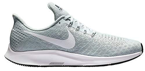 Nike Men's Air Zoom Pegasus 35 Running Shoe Pure Platinum/White/Wolf Grey 13 M - Nike Men Air Shoes Basketball