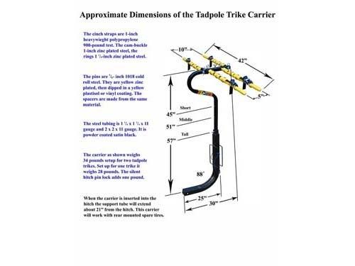 Alpaca Tadpole Carrier 2 Double Carrier