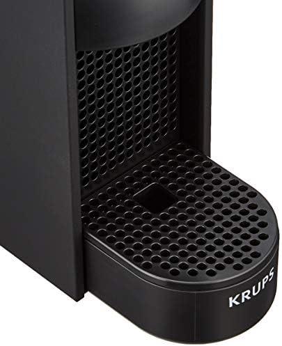 Krups Nespresso XN110N XN100N Essenza Mini Cafetière Noir Mat 1260