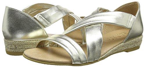 Gold Hallie Espadrilles gold Women''s Leather Office tZwqT5w