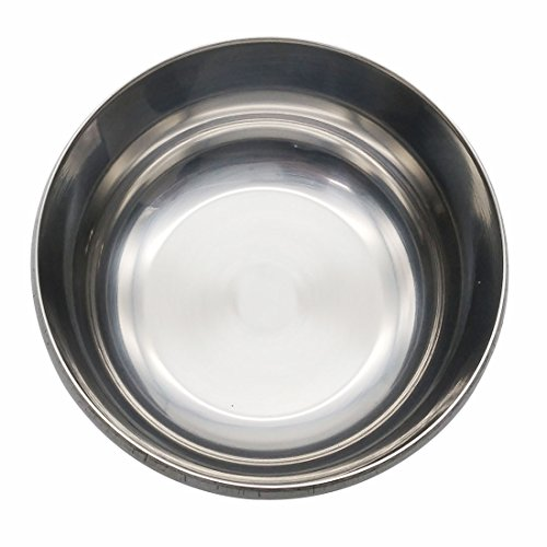 Korean Traditional Style Stainless Steel Rice Bowl with Lid Set of 5 by GARASANI (Image #5)
