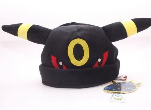 Freddy Scooby Doo Costumes (Umbreon Noctali Nachtara Plush Hat Great Gift Cosplay)