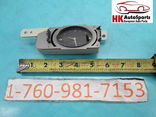 Center Dash Clock - Infiniti Center Dash Analog Clock 25810AM610 G35 2003 03 2004 04