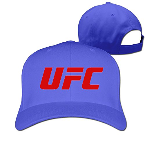 Price comparison product image Logon 8 Cool UFC Competition Trucker Hat One Size RoyalBlue You Can