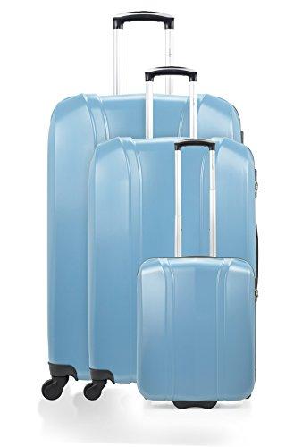 ANTONELLE Villiers, Borsa a mano donna, Azul Marino (Blu) - BD-2795_SKY BLUE Azul Marino