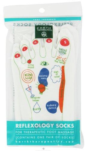 Chaussette pour les pieds -produits Réflexologie Taille unique