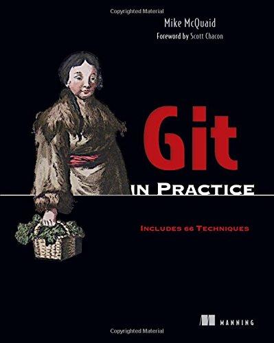 """""""Git in Practice"""" av Mike McQuaid"""