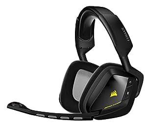 Corsair Gaming VOID Wireless RGB Gaming Headset - Black