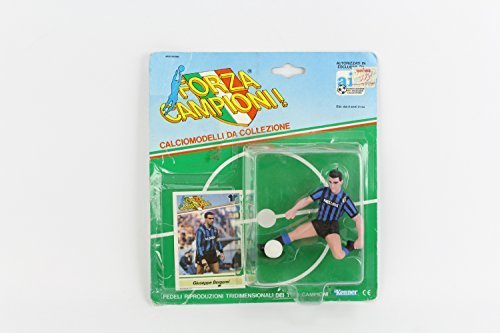 Kenner Forza Campioni! Giuseppe Bergomi Toy Toy Toy Figure and Trading Card by Kenner a69db7
