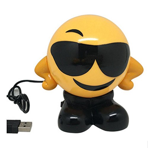 [ZhiDa Bright USB LED Emoji Night Lights Desk Lamps for Bedrooms] (Gumball Machine Costume For Kids)