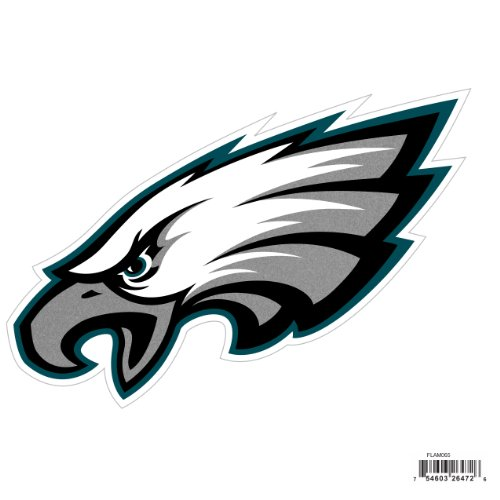NFL Philadelphia Eagles Automotive Magnet, 8-Inch