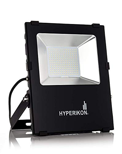 Hyperikon LED Flood Light, 150W (750 Watt), Super Bright Outdoor Area Lighting, 5000K, Waterproof (Best Rated Metal Detectors Review)