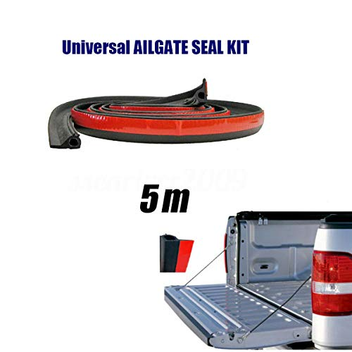 Universal Truck Bed Tailgate Rubber Seal 16.4FT Tape Pickup for Holden Nissan