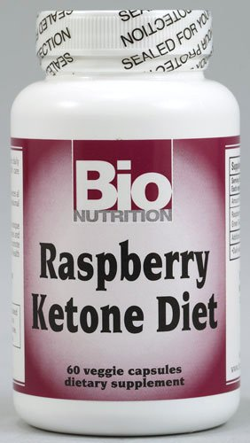 RASPBERRY KETONE DIET , 60 VCAP (3/Pack) by Bio Nutrition