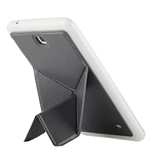 multi-folding TPU Funda Case Carcasa + lápiz capacitivo (Incluye con Holder para Samsung Galaxy Tab 47.0/T230(Grey)