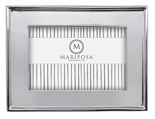 - Mariposa Modern Signature 4X6 (bidirectional) Engravable (Photo/Picture) Frame - Blank