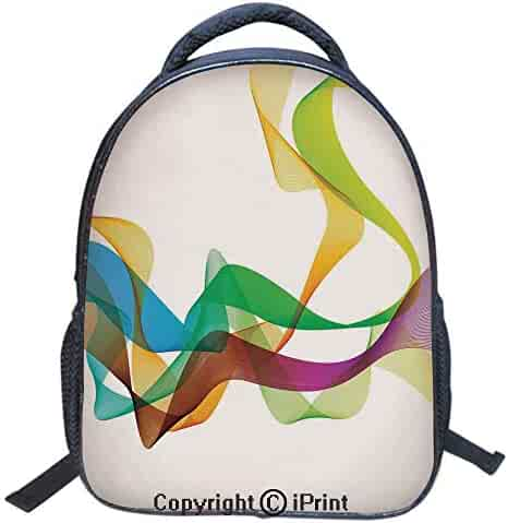 Yunshm With Hand Drawn Toucan On White Trolley Handbag Waterproof Unisex Large Capacity For Business Travel Storage