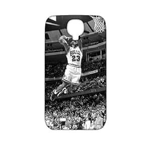 3D Case Cover Bulls 23 Michael Jordan Phone Case for Samsung Galaxy s 4