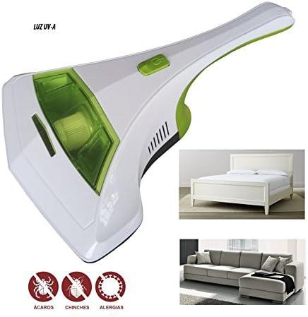 Aspiradora anti bacterias y acaros camas aspirador doble luz UV-A ...