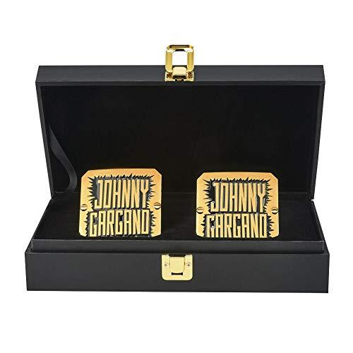 WWE Johnny Gargano NXT Championship Side Plate Box